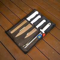 CAMP COOK KNIFE KIT (5 PIECE)