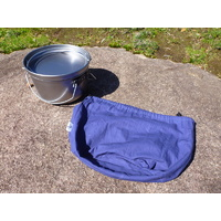 "DILLY BAG 6 - SOUTHERN SPINNERS 10"" CAMP OVEN"
