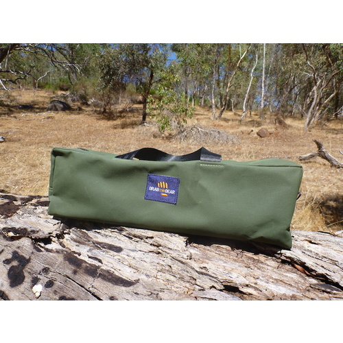 GEAR MATE 29 - CAMP TOOL BAG - LARGE - GREEN